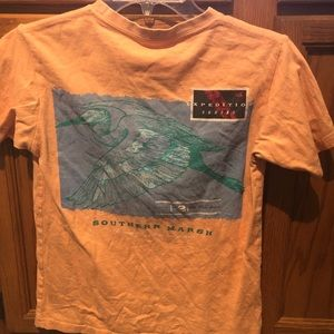 Southern Marsh Short Sleeve T-shirt, Youth Medium